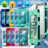 "Durable Swimming Waterproof Shockproof Dirt Snow Proof Case for Apple iPhone 7 "" Can be used underwater within 3 meters of depth and for maximum of 3 hours. Made of high quality and durable imported environmental hard PC and TPE material Simple flip open snap on design, full access to all ports, buttons, and cameras without the need to remove the case. """
