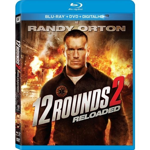 12 Rounds 2: Reloaded (Blu-ray) (With INSTAWATCH) (Widescreen)