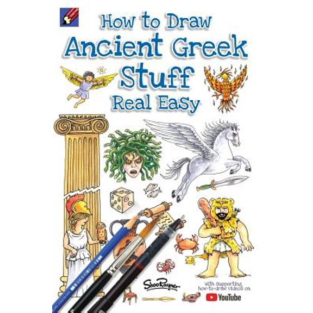 How To Draw Ancient Greek Stuff Real Easy Easy Step By Step