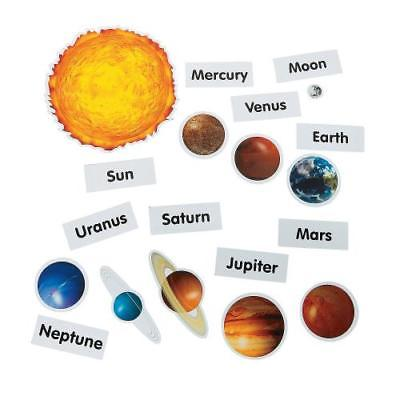 Jumbo Solar System Magnets 1 Set(s)