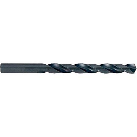 Black Finish Drill - ITM 207SP0044 #44 Wire Gauge 135-Degree HSS Drill (12 Pack), Black Finish