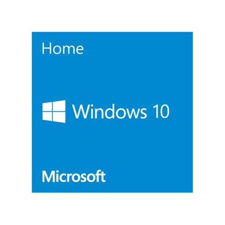 Microsoft Windows 10 Home 64 bit Software & Refurbished Western Digital 500 Gig SATA III Hard