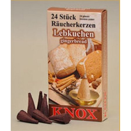 Pinnacle Peak Trading Co Knox Gingerbread Scent German Incense Cone](Portland Trading Co)