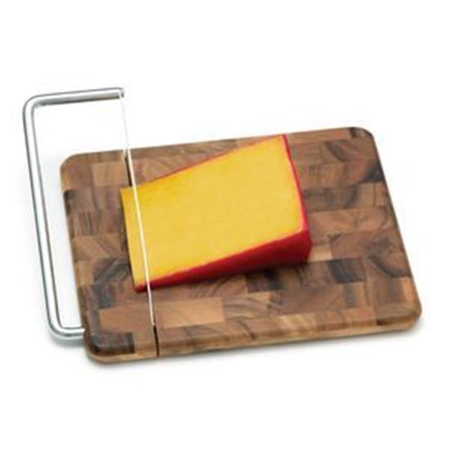 Lipper 1112 Cheese Slicer Acacia End Grain