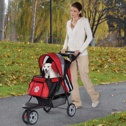 Guardian Gear Roadster II Dog Jogger Pet Stroller