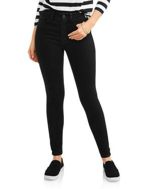 Time And Tru Womens Skinny Jeans Walmart Com