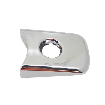 CF Advance For 03-11 Nissan Murano Rogue Infiniti FX35 FX45 Front Left Outside Door Handle Trim With Keyhole Chrome 2003 2004 2005 2006 2007 2008 2009 2010