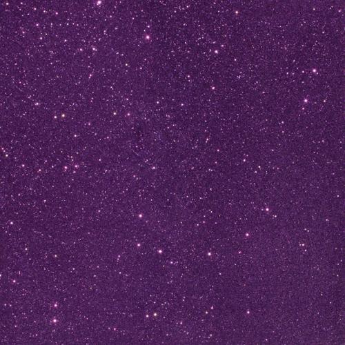 "DuoTone Glitter Paper 12""x12""-Plum"