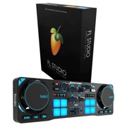 FL Studio 20 Fruity Edition Download Card For Windows with Hercules AMS Compact Controller Bundle
