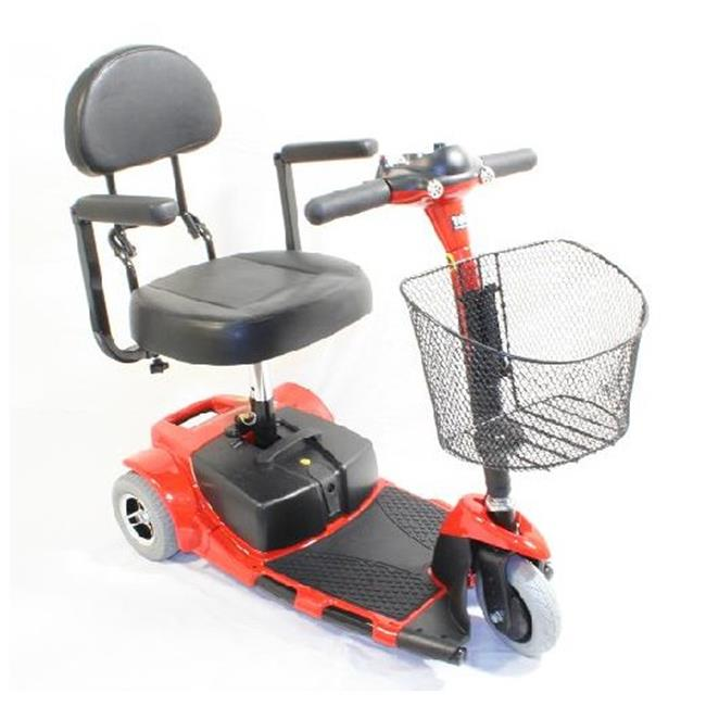 Zipr Mobility Zipr Roo 3 - Red Basic Scooter Good Entry Level - 3 Wheels