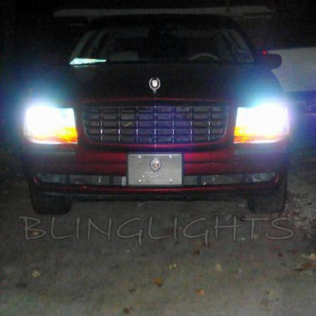 1994 1995 1996 1997 1998 1999 Cadillac DeVille Xenon HID Conversion Kit for Headlamps Headlights