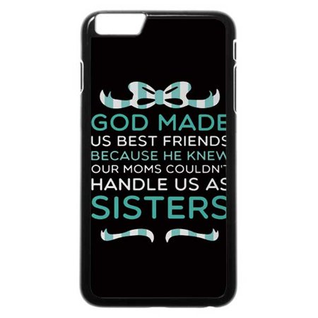 God Made Us Best Friends iPhone 6 Plus Case