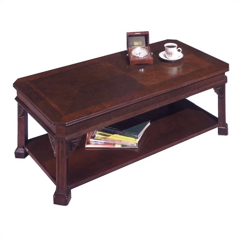 Flexsteel Governors Coffee Table
