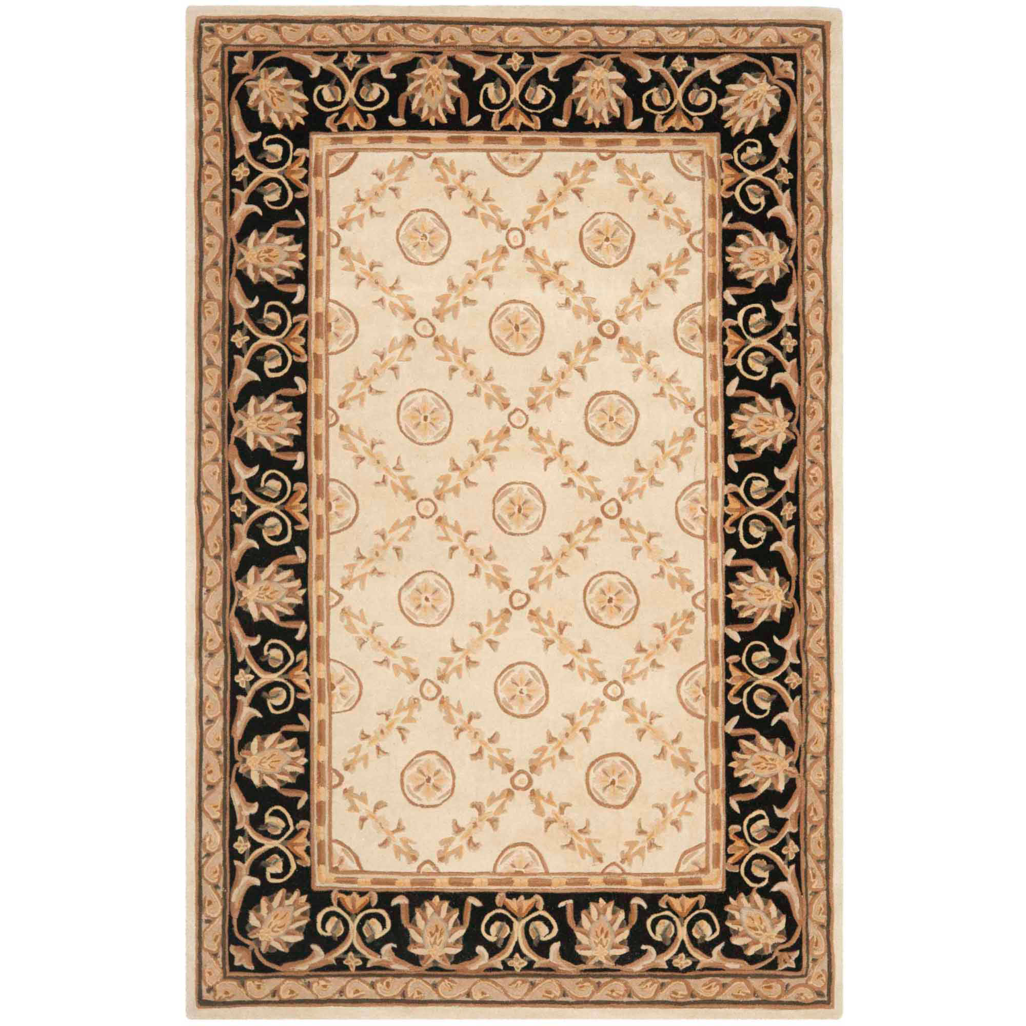 Safavieh Naples Dimas Hand-Tufted Wool Area Rug