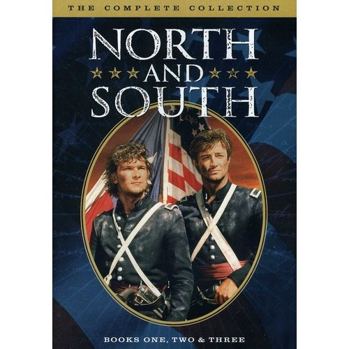 North And South: The Complete Collection - Books One, Two & Three (Full Frame)