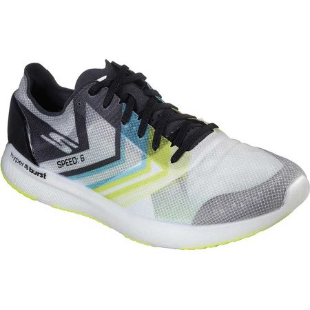 Descubrir estilo limitado correr zapatos Skechers - Men's Skechers GOmeb Speed 6 Hyper Running Shoe ...