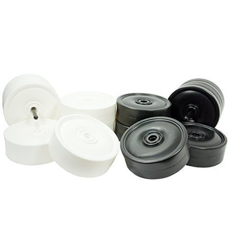 Plastic Clackers (MegaChess 4 Inch Plastic Giant)