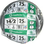 Southwire Company 14-2UF-W-GX25 25 Ft. Building Wire