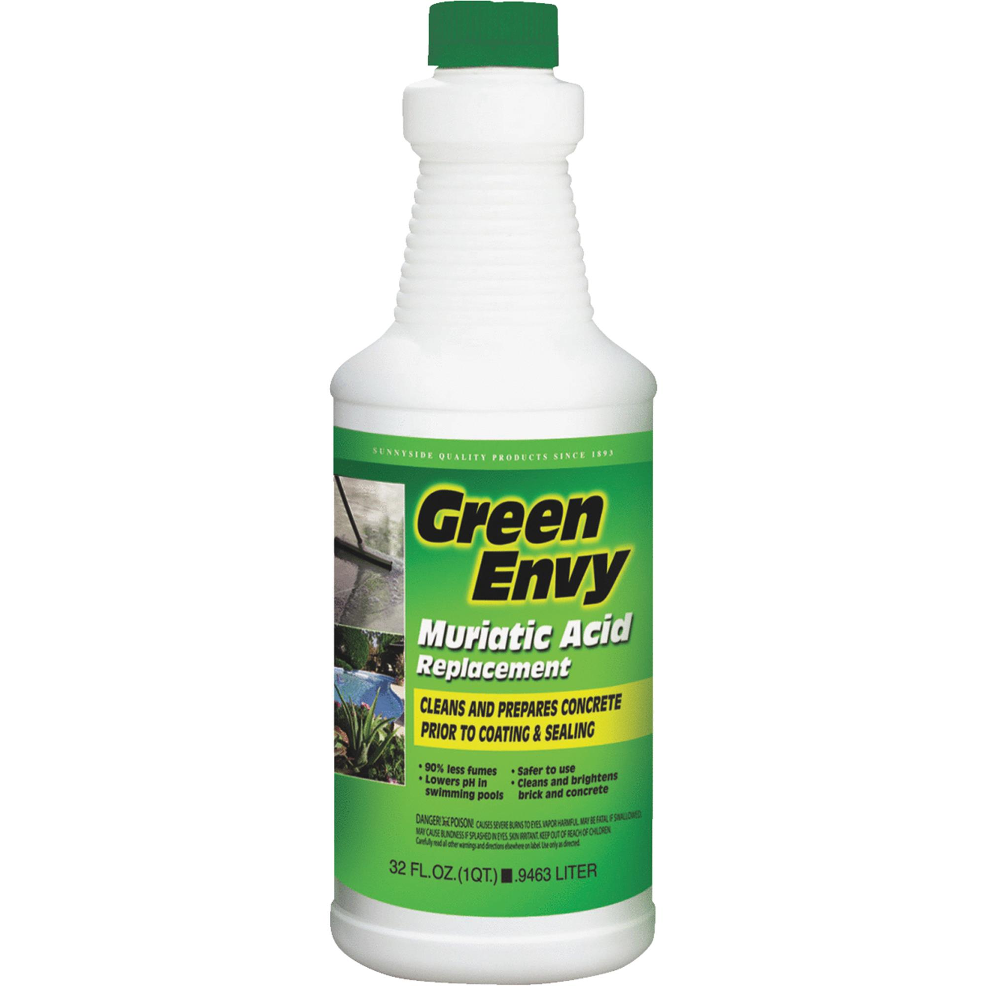 Sunnyside Green Envy Muriatic Acid
