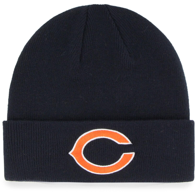 475b653c908 NFL Chicago Bears Mass Cuff Knit Cap - Fan Favorite - Walmart.com