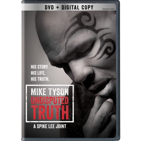Mike Tyson  Undisputed Truth  Digital Copy