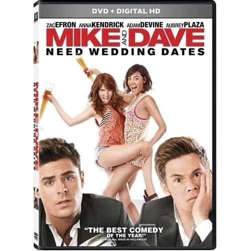 Mike & Dave Need Wedding Dates (DVD   Digital Copy)
