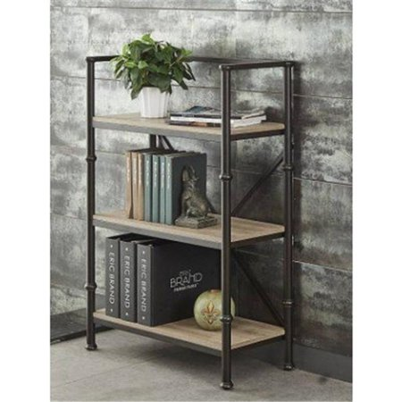 Turnkey Products Durham Bookcase  44  44 In