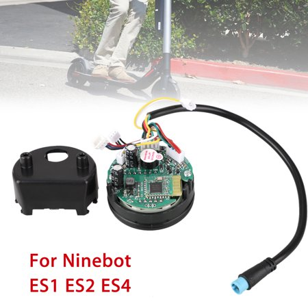 Dashboard Circuit Board with Cover for NINEBOT ES1 ES2 ES4 Electric Scooter Replacement Part