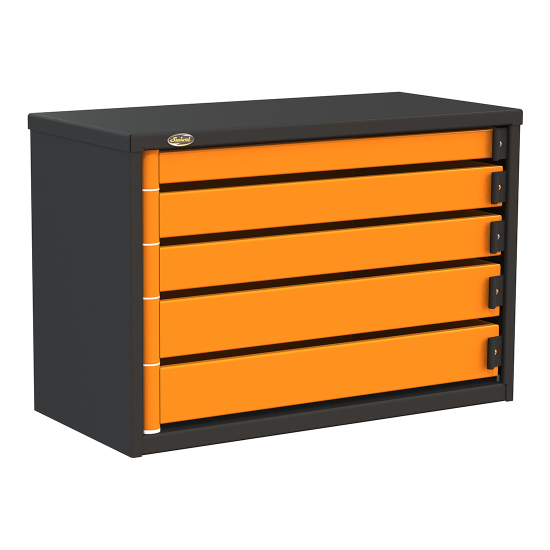 Swivel Storage Solutions PRO362405 5-Drawer 36-Inch Service Tool Box