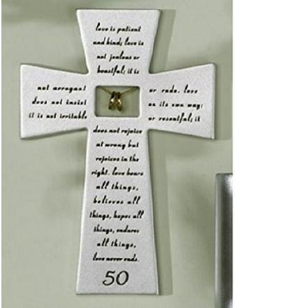 Roman 50th Wedding Anniversary