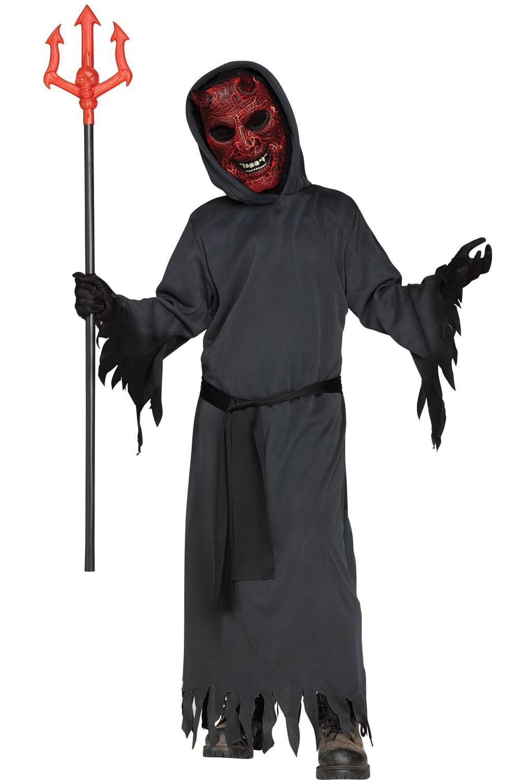 smoldering devil boys halloween costume - walmart