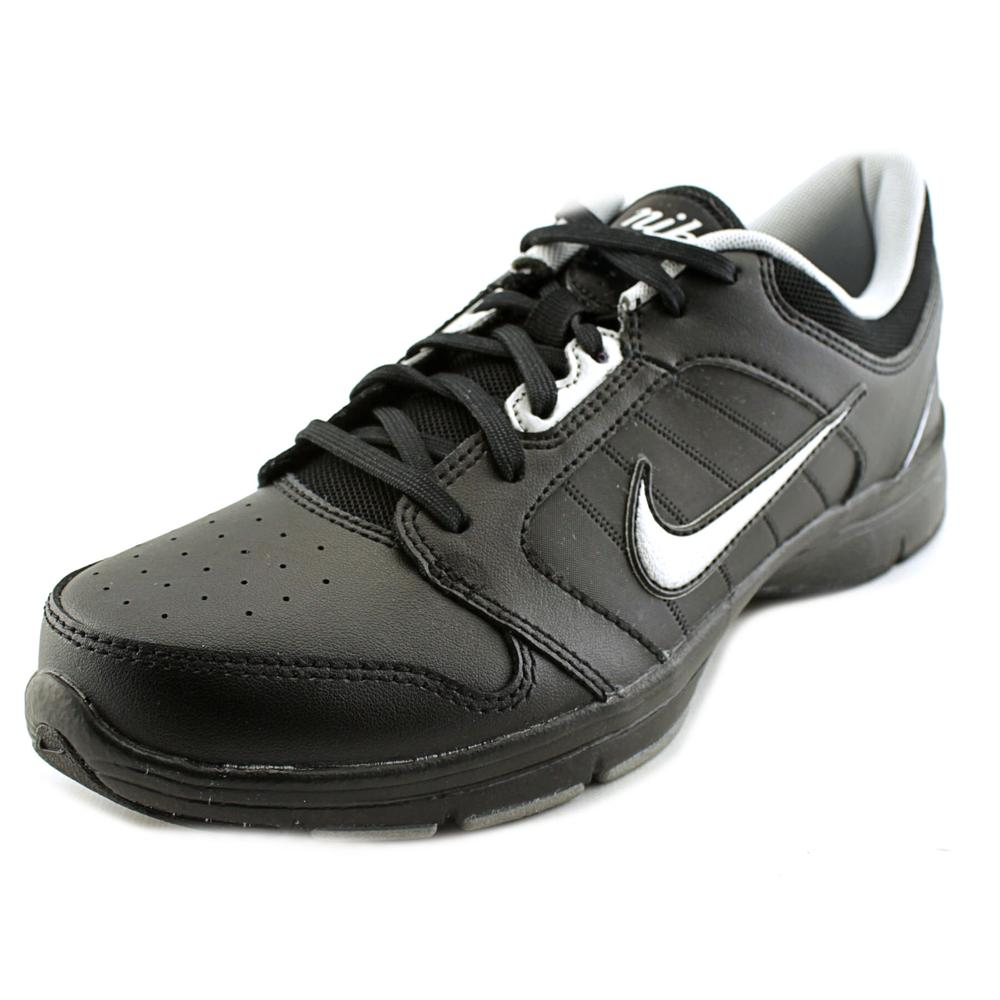 Nike Steady IX   Round Toe Leather  Sneakers