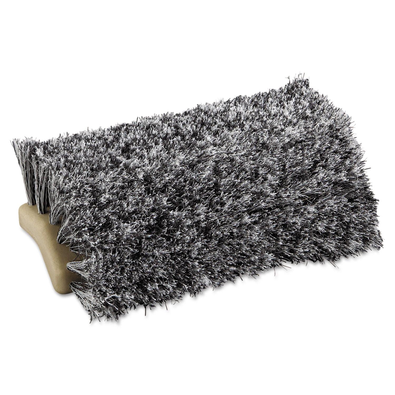 12//Carton Mixed Fiber Bristles Natural Boardwalk Maid Broom 42 Wood Handle