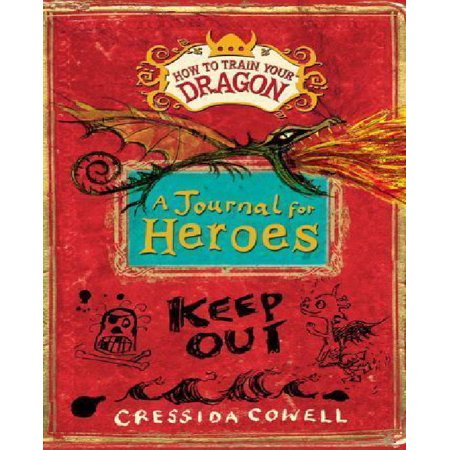 How to Train Your Dragon: A Journal for Heroes - image 1 de 1