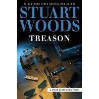 Treason (Hardcover)(Large Print)