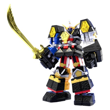 Mighty Morphin Alien Rangers - Super Mini Pla - Shogun - Megazord For Sale