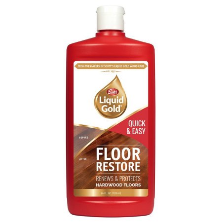 Scotts Liquid Gold Floor Restore Enhances and Protects 24 Oz (Pure Liquid Gold)