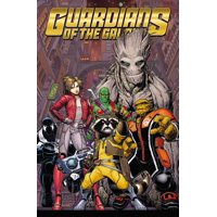 Guardians of the Galaxy: New Guard Vol. 1 : Emporer Quill