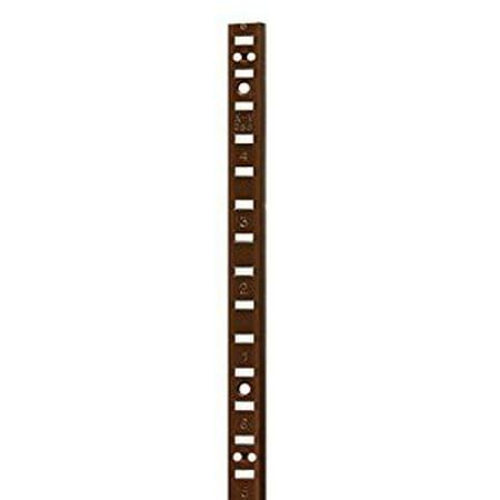 PILASTER SHELF WALNUT72