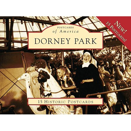 Dorney Park [Postcards of America] [PA] [Arcadia Publishing] - Halloween Parks In Pa