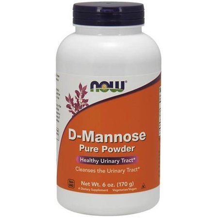 Now Foods D Mannose Powder Reviews