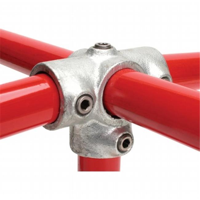 Quik Klamp Side Outlet Tees 1-1/4'' (for 1.66'' OD Pipe) - image 1 de 1