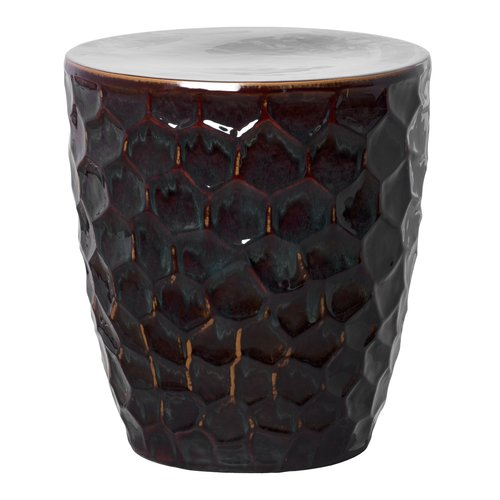 Emissary Home and Garden Honeycomb Garden Stool