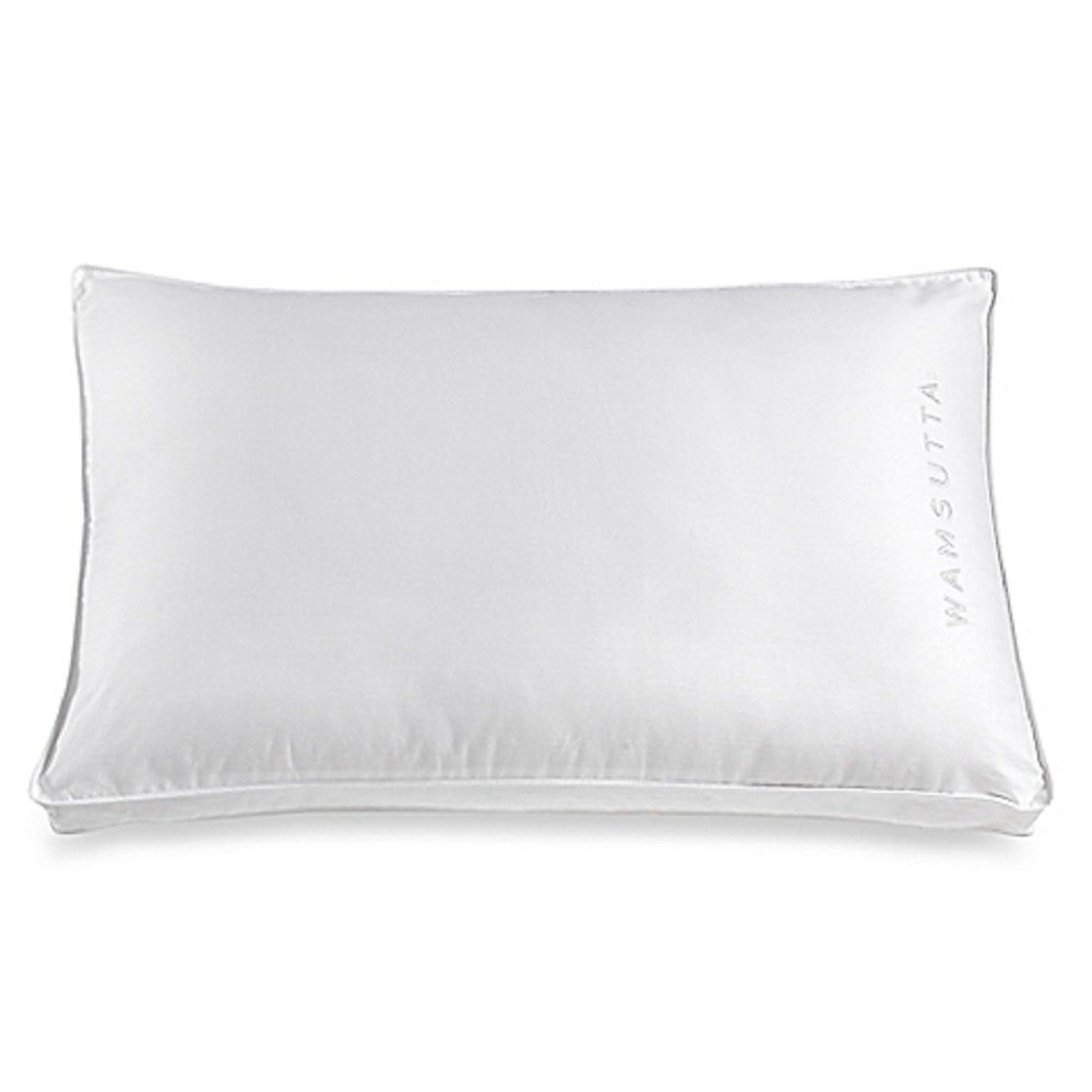 "Brand New  34"" L x 18"" W  Extra-Firm King Side Sleeper Pillow, High-quality"