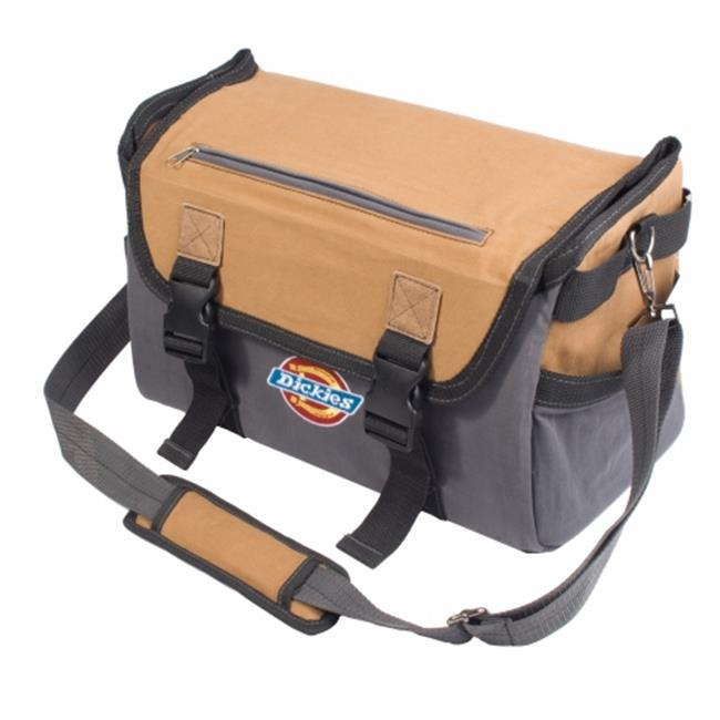 JS Products 57034 Genuine Dickies 16 inch Messenger Bag
