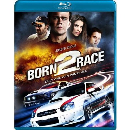 Born 2 Race (Blu-ray) (Widescreen)