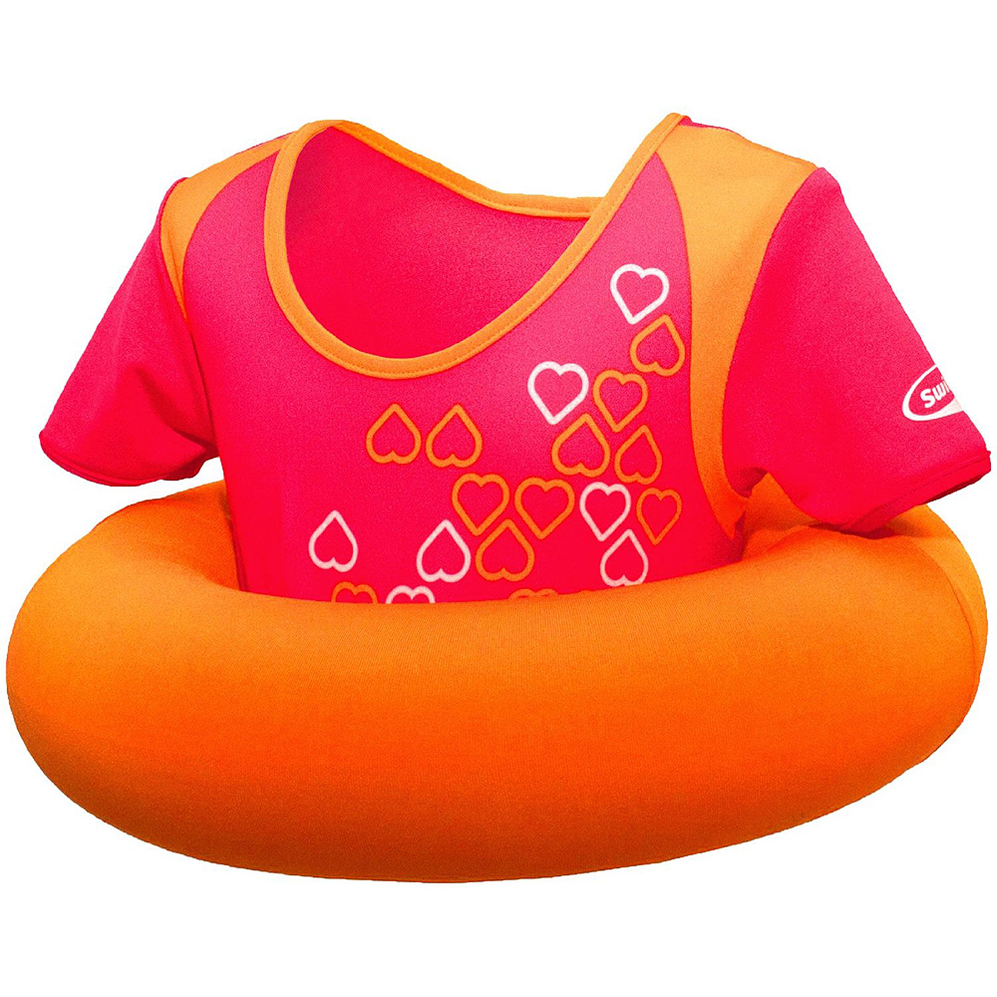 SwimWays Swim Sweater, Pink