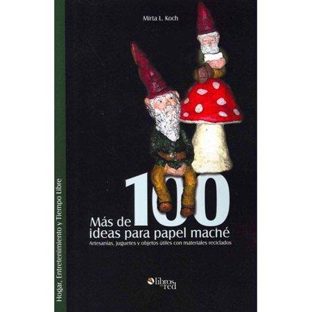 Mas de 100 Ideas Para Papel Mache. Artesanias, Juguetes y Objetos Utiles Con Materiales - Ideas Para Decoracion De Fiesta De Halloween