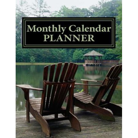 Monthly Calendar Planner  January 2016 To June 2017