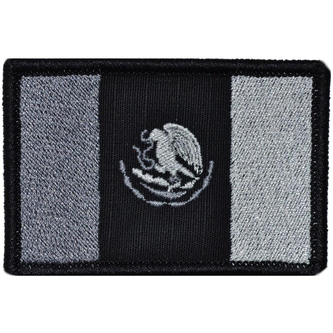 Mexico Flag - 2x3 Patch